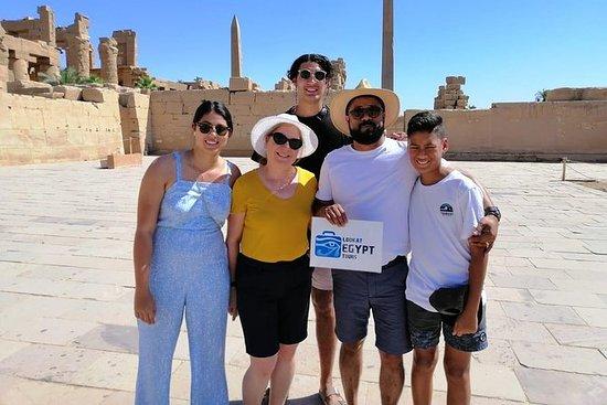 最佳埃及之旅8天开罗和亚历山大与尼罗河游轮从卢克索到阿斯旺