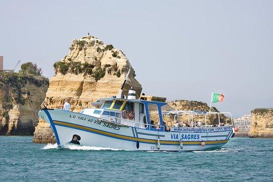 Gita in barca a Sagres con pranzo da
