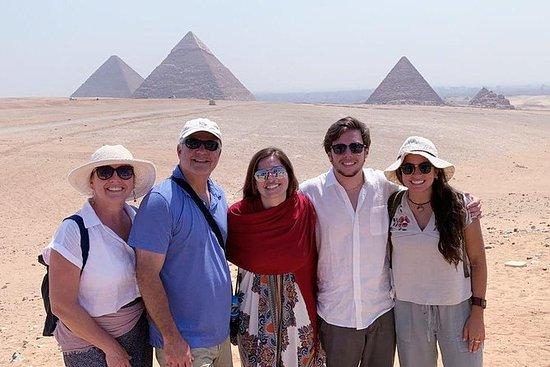 12天精致的埃及 - 开罗和尼罗河游轮和红海航班及酒店包括在内