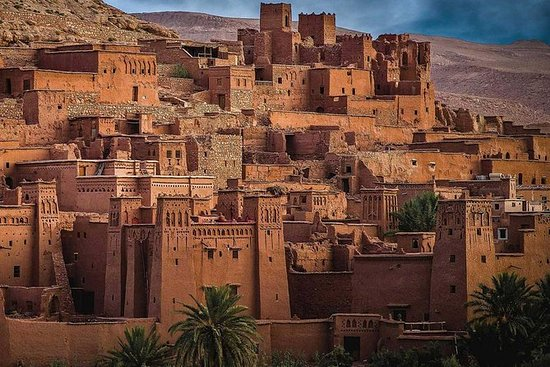 Tour of World Heritage Kasbah Ait Ben Haddou from Marrakech: Tour of Ouarzazat and Ait Ben Haddou Small-Group Day Trip from Marrakech