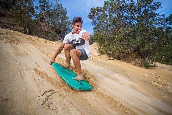 迷路澳大利亚:凯恩斯到悉尼 - 自由式之旅