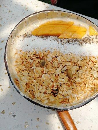 Casa Bonita: smoothie bowl