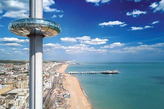British Airways i360 Visning Tower...