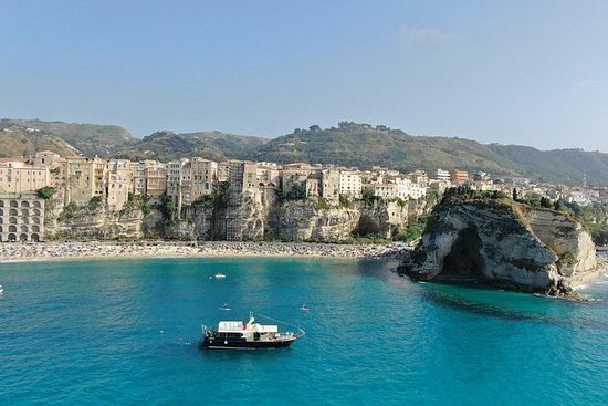 On the route of the Gods, from Tropea