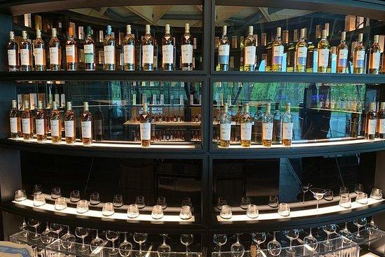 Tour de whisky: ¡degustación de...