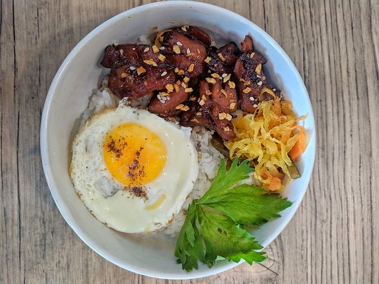 Mad Java Cafe Chicken Teriyaki Rice Bowl
