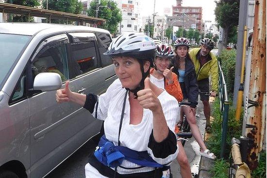 Guidet sykkeltur i sentrum og...