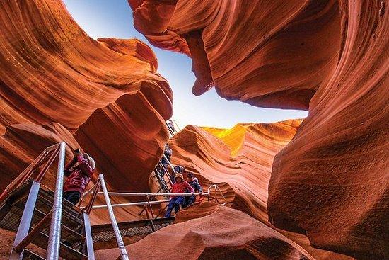 Antelope Canyon og Horseshoe Bend Tour