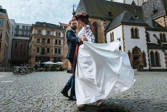 Fotógrafo de vacaciones en Magdeburgo