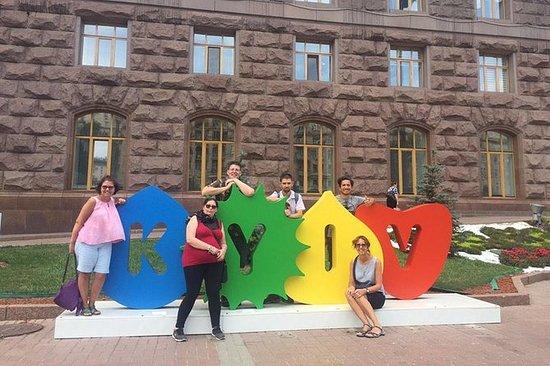 Kyiv av lokalbefolkningen: Free...