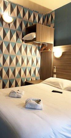 salon de repos - Изображение Супер Отель, Париж - Tripadvisor