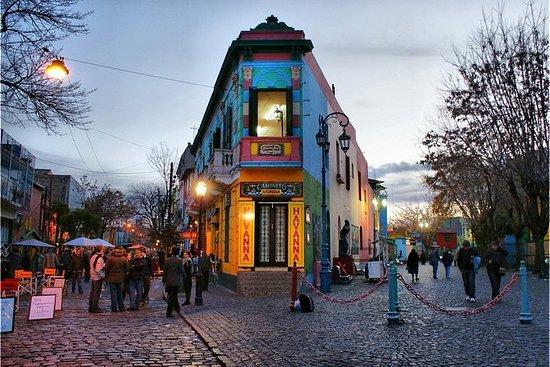 Buenos Aires Stadtrundfahrt mit...