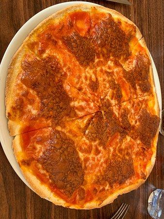 Non è la pizza italiana, ma...