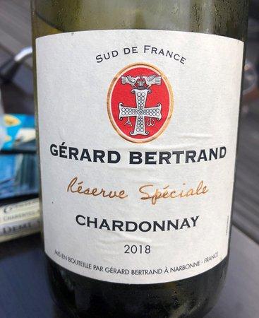 Super vin blanc du pays d'Oc... (1/2)