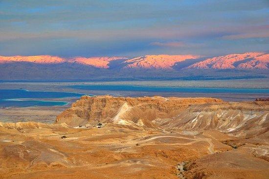 Masada Sunrise, Ein Gedi e Dead Sea