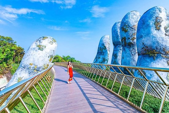 Golden Bridge & Discover Ba Na Hill...