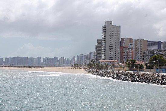 City Tour Fortaleza - Hel dag Cumbuco...