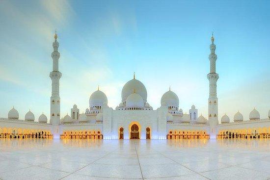 Abu Dhabi sightseeingtur fra Dubai...