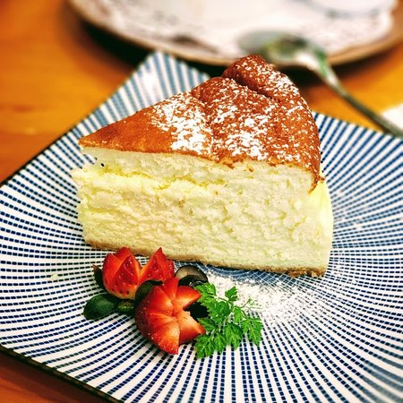 原味之士蛋糕 Souffle Cheese Cake