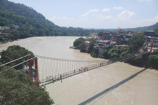 Fra Delhi: 2 dager Rishikesh Retreat