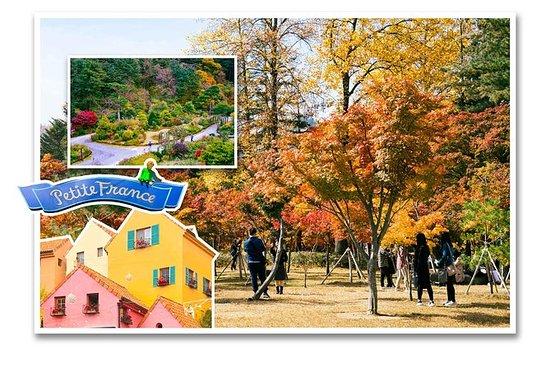 Little French Village + Nami Island...