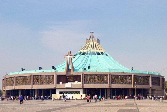 2 dager på besøk i Basilica of...