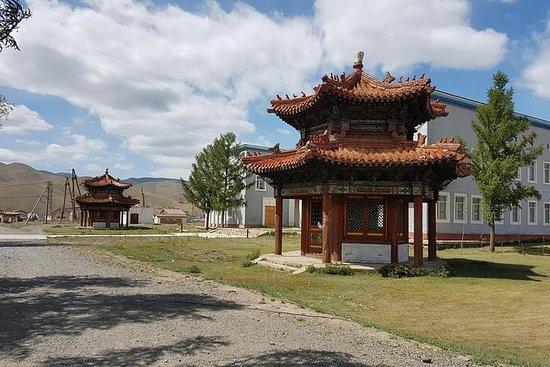 1 dag sykling Chingeltei-fjellene fra...
