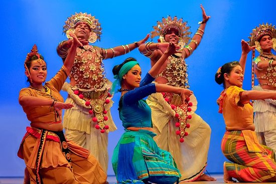 En dagstur i Kandy med Anurudda