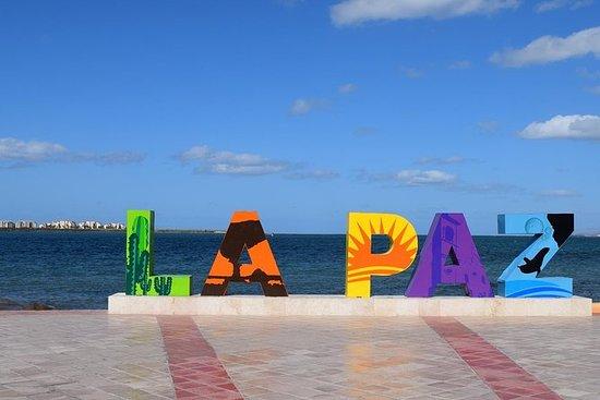 Tour privato La Paz a 10 ore da Cabo