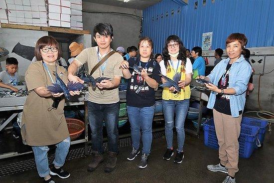 Qixingtan Fish Fishing Chihsingtan...