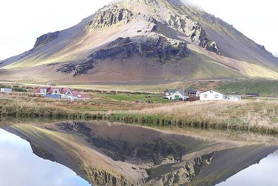 Snæfellsnes-halvøen - dagstur