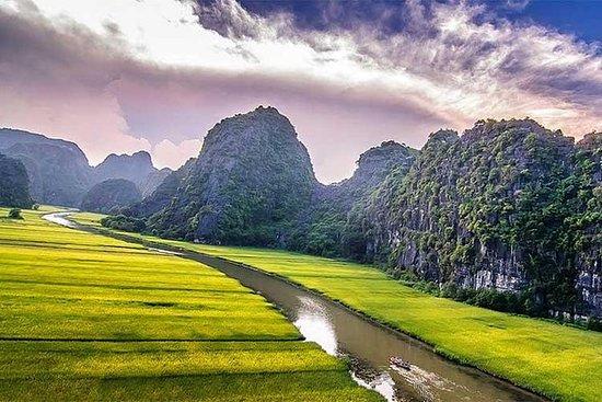 Ontdek Hoa Lu Tam Coc 1 dag met een ...