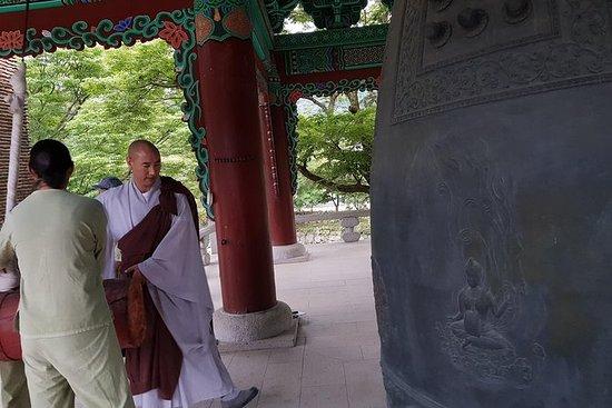 Koreanske templer og mat - Ut av...