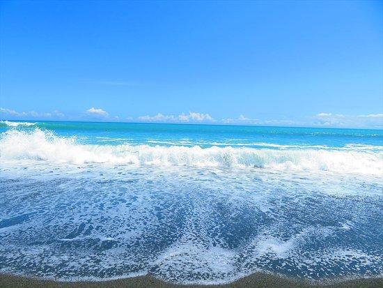 御幸の浜海水浴場, ビーチ