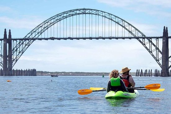 Guided Kayak Tour of Yaquina Bay - 12:00pm