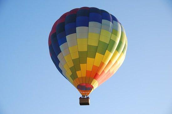 Ballongflyg utan frukost på Costa ...