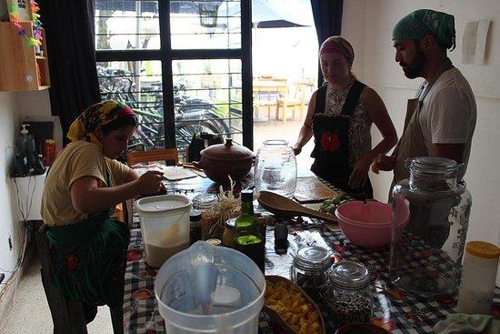 Oaxacan Vegetarian Cooking Class