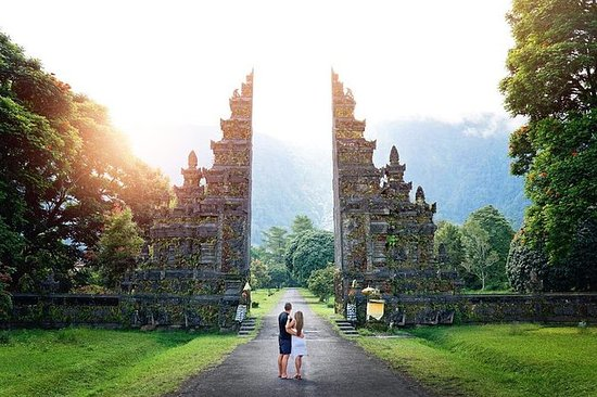 Bali Handara Gate & Insta Spot Photo