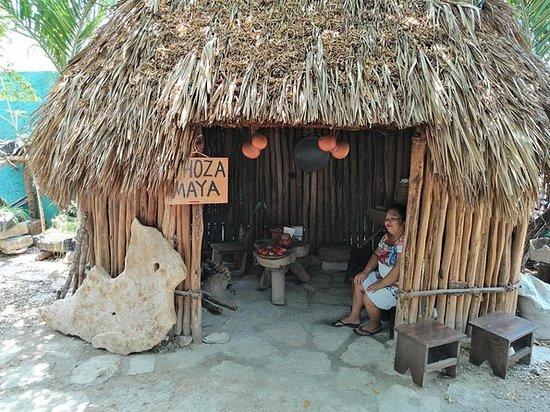 Clases de cocina ancestral maya.