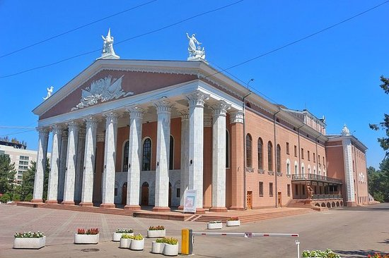 En fantastisk Bishkek bytur
