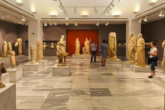 Museu Arqueológico de Heraklion...