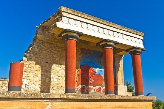 Palais et site archéologique de...