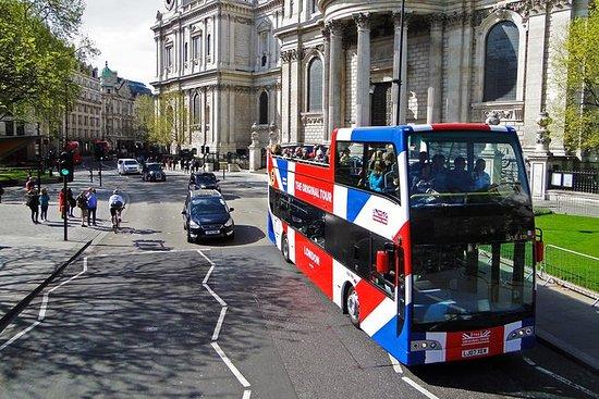 オリジナルツアーロンドン:乗り降り自由のバスツアーとZSLロンドン動物園