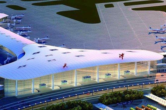 Traslado del aeropuerto de Tianjin al...