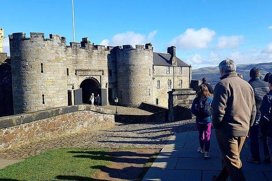 Stirling Castle, Loch Lomond...