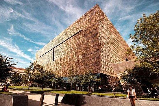 ワシントンDCツアー付き国立アフリカ系アメリカ人歴史博物館