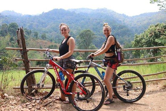 1 1 giorno in bicicletta, cascata