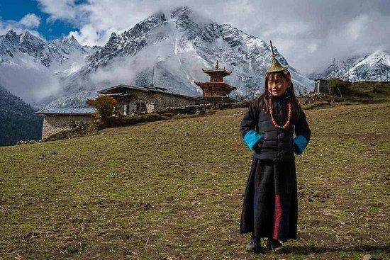 billig 8 dager 7 netter tur til Bhutan