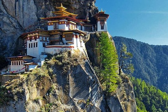 Billig 5 dager 4 netter tur til Bhutan