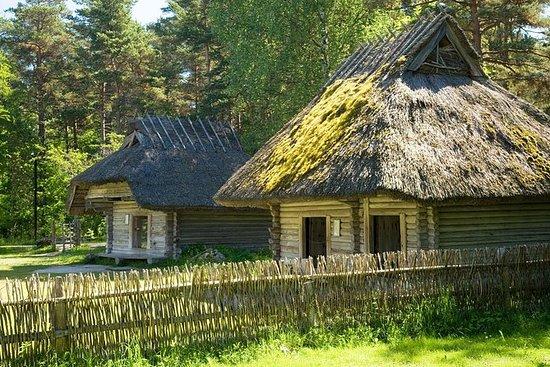 愛沙尼亞露天博物館門票